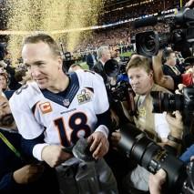 I Denver Broncos vincono il Super Bowl 2016