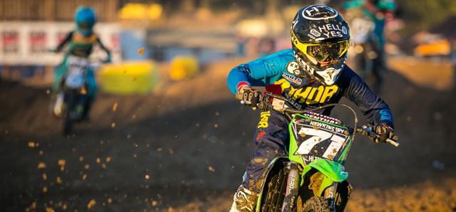 Talon Hawkins: il futuro del motocross