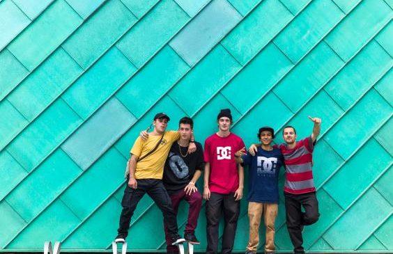 DC Skate With Us Trentino Alto Adige: online il video recap