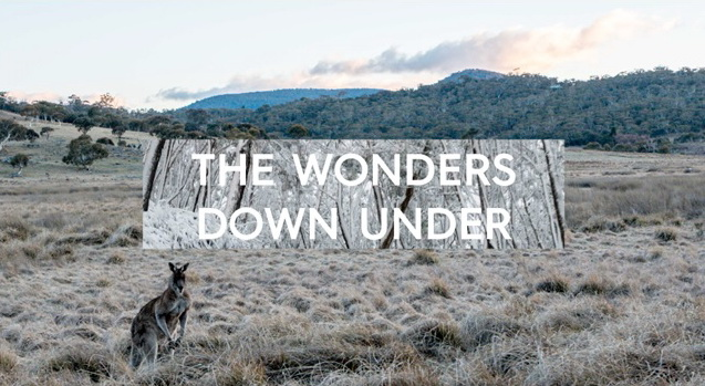 The wonders down under: welcome to Australia