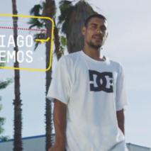 Tiago Lemos è uno dei migliori skater del Pianeta