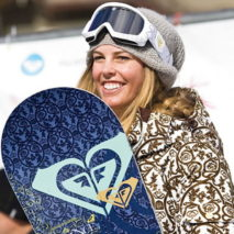 Maschera da snowboard: i consigli di Torah Bright