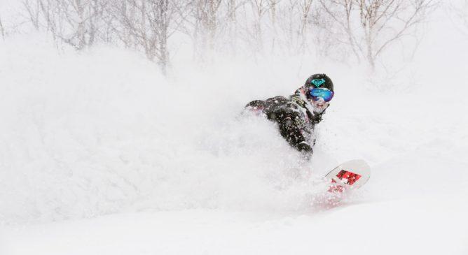 Collezione Roxy Torah Bright: sullo snowboard con stile!