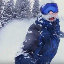 Il White Christmas di Travis Rice a Jackson Hole