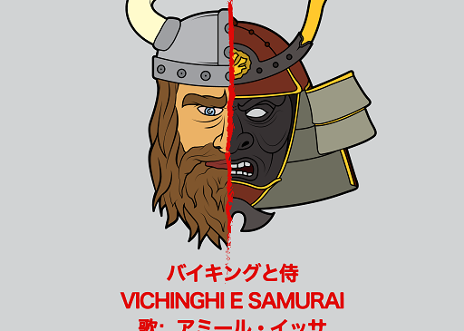 Vichinghi e Samurai, il nuovo video di Amir Issaa, girato a Osaka