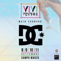 Vivi Festival a Vicenza, supportato da DC Italy!