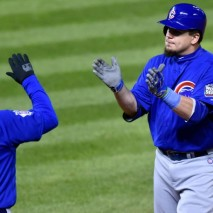 I Cubs rispondono in gara 2 e pareggiano le World Series 1-1