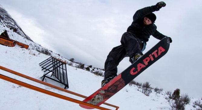 Yawgoons 20: il nuovo video di snowboard della crew più potente!