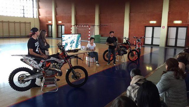 FMX a scuola con Luca Zironi