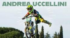 Andrea Uccellini: un piccolo talento del motocross