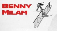 Bye bye neve: i trick fantastici di Benny Milam