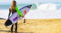 Caroline Marks: la prossima campionessa di surf?