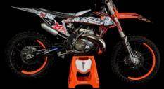 La nuova moto di Massimo Bianconcini
