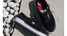 DC Shoes Switch Plus S presentata da Fabio Colombo