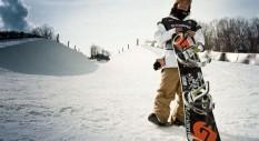 Echo Chamber: le note musicali incontrano lo snowboard