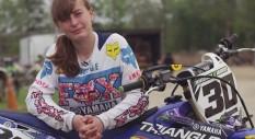 Jordan Jervis: il motocross tutto al femminile