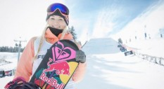 Katie Ormerod: la new sensation dello snow slopestyle!