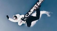 Kevin Backstrom: lo snowboard che ti mette i brividi!