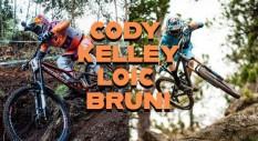 Loic Bruni e Cody Kelley: in Mountain Bike per scaricare  l'adrenalina