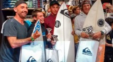 Video Quiksilver Junior Cup 2016