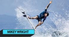 Mikey Wright: 15 metri di pura adrenalina in North Shore