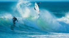 Le avventure dei surfer Quiksilver in Francia