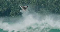 Rolando Montes: surfer con il sangue caraibico nelle vene