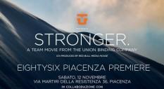 Stronger: le premiere italiane