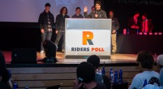 Stronger video dell'anno ai TransWorld SNOWboarding Riders' Poll 18