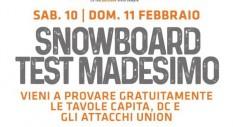 SportIT.com vi aspetta a Madesimo per il Snowboard Test