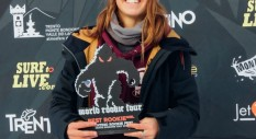 Margherita ancora prima al World Rookie Tour