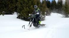 Alvaro Dal Farra all'ultima tappa del DEEJAY Xmasters Winter Tour
