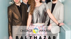 Balthazar agli Onstage Awards!