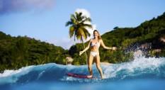 Bruna Schmitz: nata per il surf