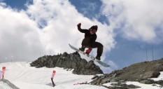Snowboardata di mezza estate con i rider CAPiTA