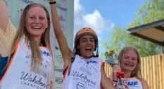 Claudia Pagnini campionessa del mondo di Wakeboard Junior