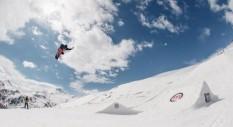 DC Snowboarding Italy: shooting a Livigno