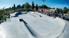 Skate Demo @ 162 skatepark