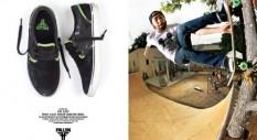 Tony Cervantes presenta la scarpa Easy