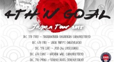 4NG East Tour: Russia e Giappone