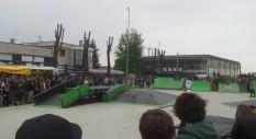 Report Jara Skatepark Contest by DC