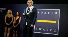 John John Florence Surfer of the Year