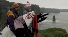 Natxo Gonzalez e le onde dell'Irlanda!