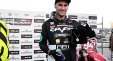 Angelo Pellegrini vince il campionato Internazionali d'Italia Supercross