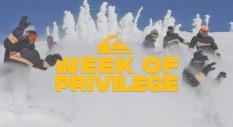 Week of Privilege: team Quiksilver al gran completo