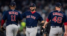 MLB: le difficoltà dei campioni Red Sox