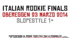 DC e Protest per le Italian Rookie Finals 2014 ad Obereggen