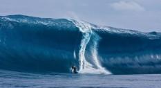 Ross Clarke-Jones è il re delle onde giganti