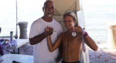 Michele Scoppa primeggia alle Hawaii