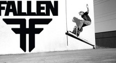 Online la collezione Fallen per la Primavera Estate 2014